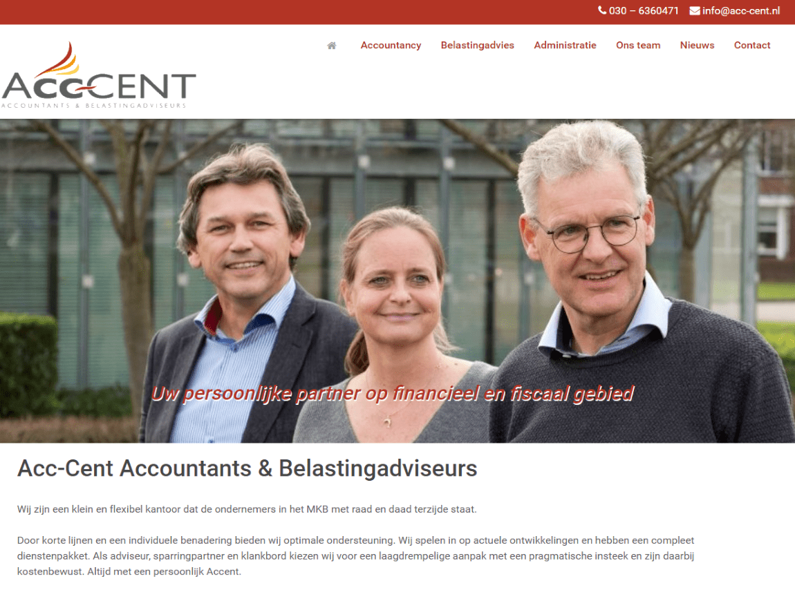 Acc-Cent Accountants & Belastingadviseurs